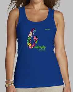 Camisetas Worldshirts - Butterfly by Charola - pag 1