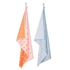 Hay Geschirrtuch Tea Towel 2er-Set, big dots #HAY #artvoll #TopMarke www.artvoll.de