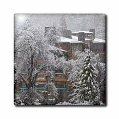 """Ahwahnee Lodge, Yosemite NP, California, USA - US05 CHA0117 - Chuck Haney - 12 Inch Ceramic Tile by 3dRose. $22.99. Construction grade. Floor installation not recommended.. Dimensions: 12"""" H x 12"""" W x 1/4"""" D. Image applied to the top surface. High gloss finish. Clean with mild detergent. Ahwahnee Lodge, Yosemite NP, California, USA - US05 CHA0117 - Chuck Haney Tile is great for a backsplash, countertop or as an accent. This commercial quality construction grade..."""