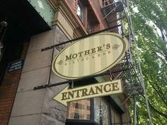 Mother's Bistro & Bar in Portland, OR