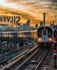 Silvercup Studios #7 by kylenowinski
