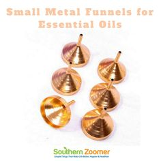 Small Metal Funnels