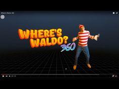 Onde esta o Wally 360 º, Canal no youtube lança Onde esta o Wally em vi...