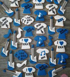 Hudební perníčky music cookies