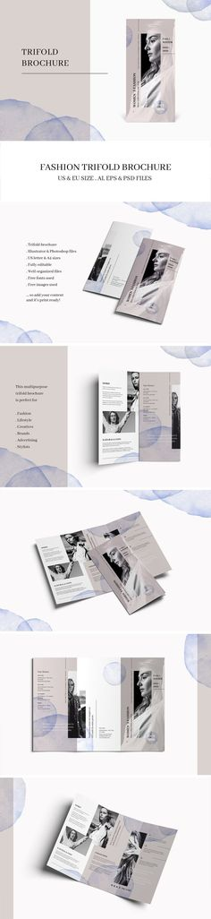 Brochures can still be relevant in this day and age. From fashion models to product launches, aprint pamphlet can sometimes mean more