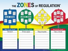 This curriculum has lessons and activities designed to help students gain skills in the area of self-regulation.