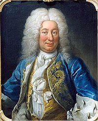 Fredrik av Hessen.  Ulrika Eleonora