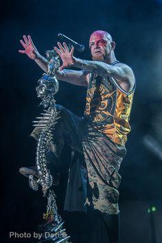 Five Finger Death Punch Ivan Moody - vocals