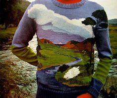 Country knit: