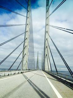 Juutinrauman silta, Öresundsbrun
