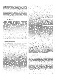 More than of total body glucose metabolism during studies 1 and 3 was accounted for by skeletal muscle uptake. These results demonstrate that (a) insulin and exercise act synergistically to enhance glucose disposal Skeletal Muscle, Scapegoat, Diet Books, Insulin Resistance, Fad Diets, Total Body, Metabolism, Nerdy, Exercise