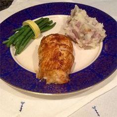 Chesapeake Bay Stuffed Rockfish - Allrecipes.com