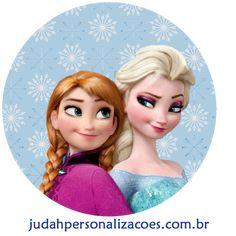Aqui tem o kit festa completo da Frozen.