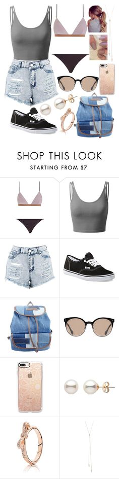 """""""..."""" by xshalouise on Polyvore featuring Zimmermann, Doublju, Boohoo, Vans, UNIONBAY, Balenciaga, Casetify and Rebecca Minkoff"""