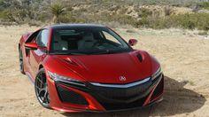 2017 Acura NSX: Hypercar technology at a supercar price>