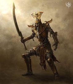warhammer. Tomb king