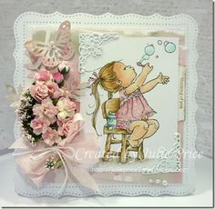 Mo Manning – Stamps, Paper, Ribbons n Things Penny Black Cards, Penny Black Stamps, Girly Images, Mo Manning, Birthday Cards For Boys, Copic Sketch Markers, Handmade Card Making, Beautiful Handmade Cards, Pretty Cards