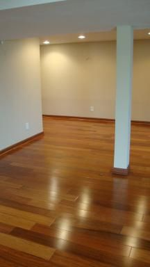 1000 images about wood floors on pinterest hard wood for Hardwood floors in basement