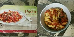 Lite n ' easy scicilian pasta
