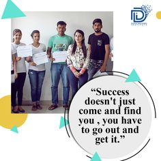 A certification shows you keep up with the times and have got genuine digital skills, and that you are motivated to learn: essential qualities to grow in today's business world. So get ready for in Mohali to build your career today. Marketing Training, Seo, Digital Marketing, Career, Success, Social Media, Times, Motivation, Learning