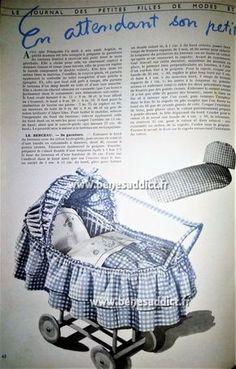 GRATUIT 59 patrons Vintage 1951 Couture, Tricot, Crochet Free Crochet, Knit Crochet, Crochet Hats, Sewing Blogs, Sewing Projects, Vintage Sewing Patterns, Clothing Patterns, Retro Outfits, Vintage Outfits
