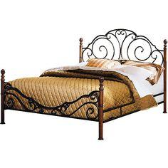Adison Metal Bed, Twin: Furniture : Walmart.com
