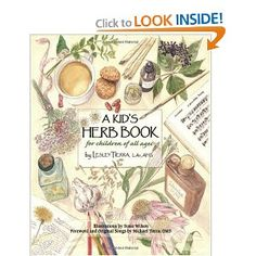 Shop A Kids Herb Book at Mountain Rose Herbs. Author Lesley Tierra offers an introduction to herbalism through stories and educational illustrations. 264 pages. My Books, Books To Read, Library Books, Mountain Rose Herbs, Forest School, Nature Study, The Villain, Herbal Medicine, Cough Medicine