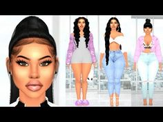 Sims Baby, Sims 4 Teen, Sims 4 Toddler, Sims Cc, Afro Hair Sims 4 Cc, Sims 4 Curly Hair, Sims 4 Cc Kids Clothing, Sims 4 Mods Clothes, Sims 4 Body Mods