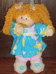 """Fantastic """"bratz dolls"""" information is readily available on our website. Read more and you will not be sorry you did. Cabbage Patch Kids Dolls, Santa Outfit, Bratz Doll, Cool Pins, Bake Sale, Vintage Toys, Patches, Cabbages, Barbie Stuff"""