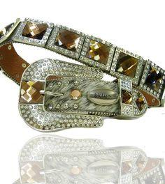 Brindle Hair Belt w/Topaz Rhinestones Bling Belts, Cowgirl Tuff, Cross Shirts, Rhinestone Belt, Cowgirl Outfits, Western Belts, Clothes Horse, Sports Shirts, Topaz