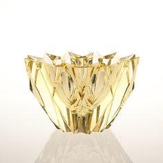 """""""Lumpeenkukka"""", signeerattu Aimo Okkolin Riihimäen Lasi  OY. Suunniteltu 1960. Chandelier, Ceiling Lights, Glass, Jewelry, Decor, Fashion, Auction, Moda, Candelabra"""