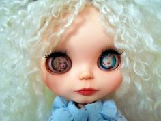Blythe doll Alice in wonderland  Benjamin Lacombe custom by Dom D