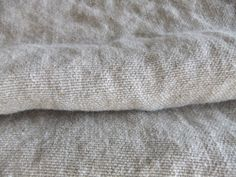 Gray Line Linen Slipcover for Old Sherrill Sofa Diy Living Room Decor, Diy Home Decor, Living Rooms, Wingback Chair Covers, Sofa Covers, Reupholster Furniture, Furniture Refinishing, Chair Redo, Elements Of Design