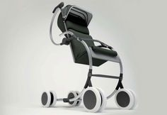 Concept and design of baby's chairs and strollers for children (Master's Class 2010 for Chicco-Artsana)