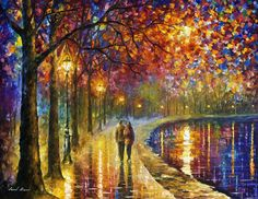 SPIRITS BY THE LAKE - Oil painting by Leonid Afremov. One day offer - $99 include international shipping https://afremov.com/SPIRITS-BY-THE-LAKE-PALETTE-KNIFE-Oil-Painting-On-Canvas-By-Leonid-Afremov-Size-40-x30-11823531.html?bid=1&partner=20921&utm_medium=/offer&utm_campaign=v-ADD-YOUR&utm_source=s-offer