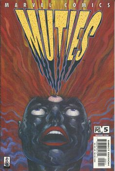Marvel Muties comic issue 5