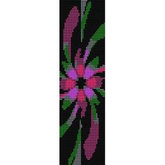 Instant Download Beading Pattern Peyote by BeadingPatternsPlus, $3.00