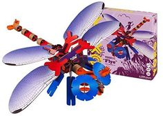 YOXO Flye Dragonfly Creative Building Toy * ** AMAZON BEST BUY **