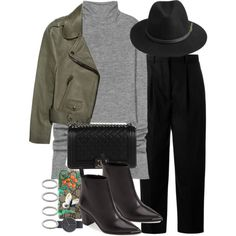 Sin título #4196 by hellomissapple on Polyvore featuring Acne Studios, Chanel, Forever 21, Uniform Wares, BeckSöndergaard and Gucci