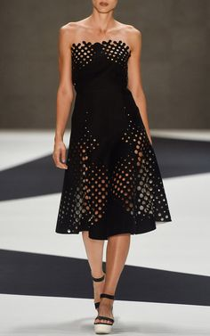 Ioana Ciolacu Spring/Summer 2015 Trunkshow Look 14 on Moda Operandi