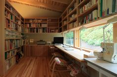 I wish I had a room this big for my sewing room