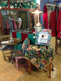 Boutiques, Tea, Furniture, Home Decor, Boutique Stores, High Tea, Homemade Home Decor, Boutique, Home Furnishings