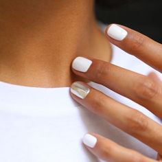 Aycrlic Nails, Hair And Nails, Bridal Nails, Wedding Nails, Fancy Nails, Cute Nails, Nagel Blog, Nail Envy, Perfect Nails