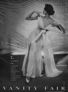 Vanity Fair 1957 photo by Mark Shaw
