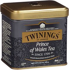 Twinings Prince of Wales Tea, Loose Tea, 3.53 Ounce Tin >>> Check out this great product @ http://www.amazon.com/gp/product/B002HQEQQ4/?tag=lizloveshoes-20&pgh=190816055035