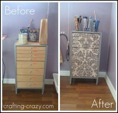 41 #Chest of #Drawer Makeovers: Wait Til You See #These Brilliant #Transformations ...