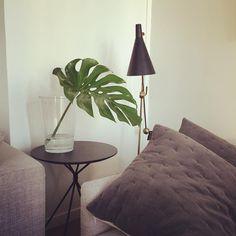 "7 tykkäystä, 1 kommenttia - @huesofblack Instagramissa: ""A small but important addition: the Ferm Living coffee table #interiors #interiordesign #myhome…"""