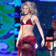hot sexy body Shakira