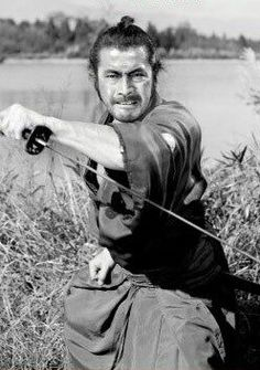 Toshiro Mifune (1920-1997)
