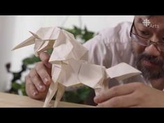 Is Mother Nature Origami Artist >> 31 Best Origami Related Video Images